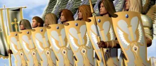 Os sete arcanjos